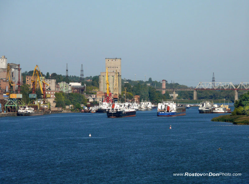 Rostov-on-don-port