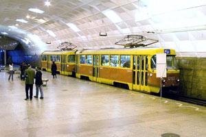 Volgograd-metrosu
