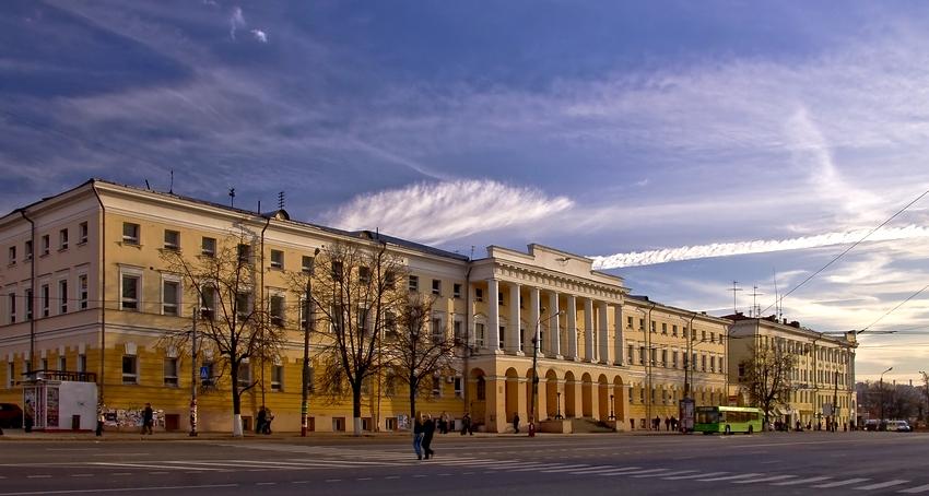 Nijnij Novogorod Devlet Pedagoji Üniversitesi