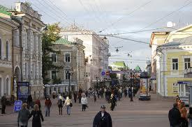 Nijniy Novgorod pokrovskaya