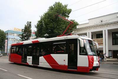 nijniy novgorod tramvay