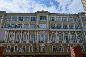 Nijniy Novgorod Devlet Mimarlık6